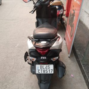Buy second Hand 2018 TVS Ntorq - MotorBhai