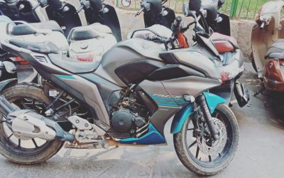 Buy Second Hand 2019 Yamaha Fazer - MotorBhai