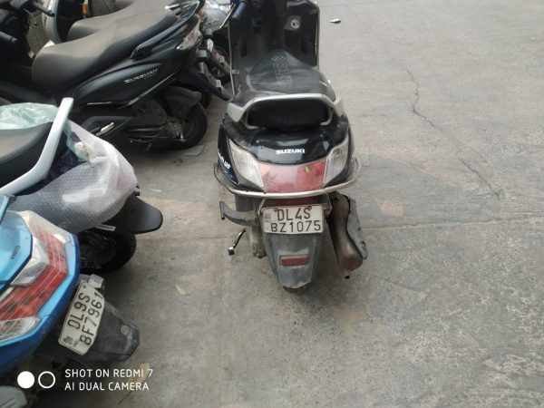 buy second Hand 2013 Suzuki Swish - MotorBhai