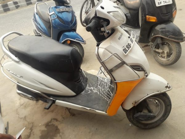 Buy Second Hand 2015 Honda Activa 110 cc - MotorBhai