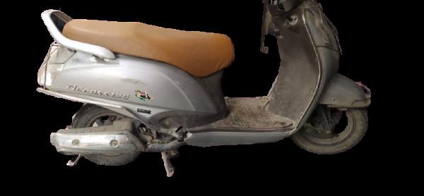 SECOND HAND 2017 Suzuki Access 125 - MotorBhai