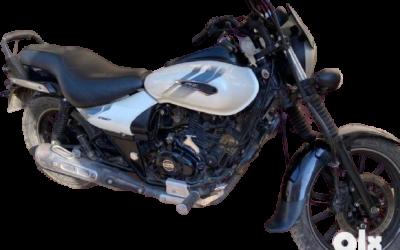 buy second hand 2018 Bajaj Avenger 220 street - MotorBhai
