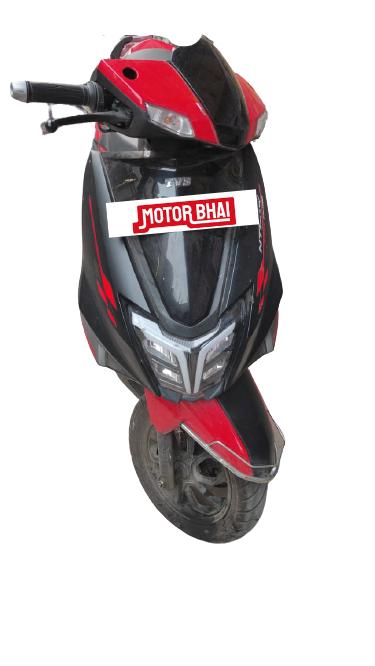 buy Second Hand 2018 TVS N torq - MotorBhai