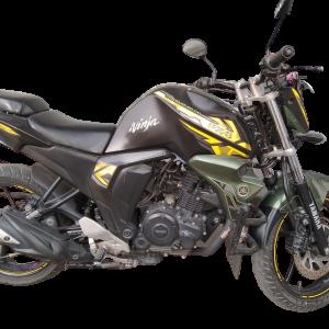 SECOND HAND 2017 Yamaha FZ - MotorBhai