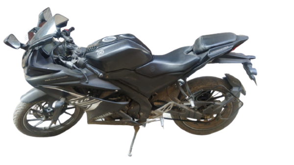 buy second hand 2019 Yamaha R15v3 - MotorBhai
