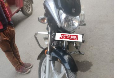 buy second hand 2020 Hero HF deluxe - MotorBhai
