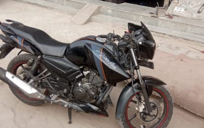 buy second hand 2016 TVS Apache RTR 200 - MotorBhai
