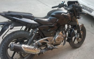 second hand vehicle 2014 Bajaj Pulsar - MotorBhai