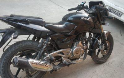 second hand vehicle 2014 Bajaj Pulsar - MotorBhai