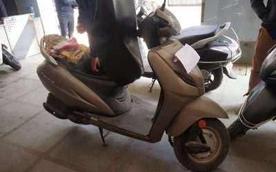 SECOND HAND 2018 HONDA ACTIVA 110 CC - MotorBhai
