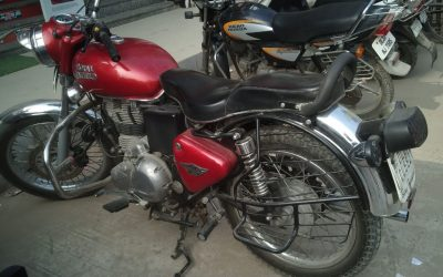 SECOND HAND 2018 Royal Enfield Electra - MotorBhai