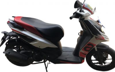PIAGGIO APRILIA SR 150 - MotorBhai Best Second Hand price