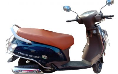 Suzuki Access 125 DISC(Alloy Wheel) Motorbhai