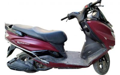 Suzuki Burgman Street - MotorBhai Best Second Hand Bike