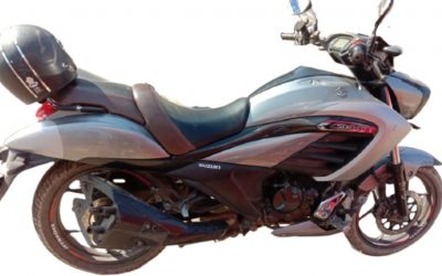 Suzuki Intruder 150 - MotorBhai Second Hand Best Deal