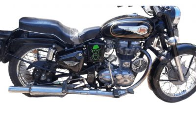 Royal Enfield Bullet 350 - MotorBhai Best Second hand Price