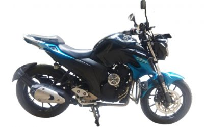 Yamaha FZ 25 ABS - MotorBhai Best seond hand Bike price