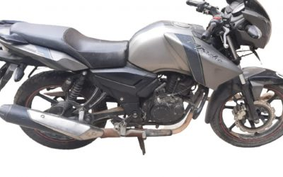 TVS APACHE RTR 160 (BS IV) - MotorBhai Best Price