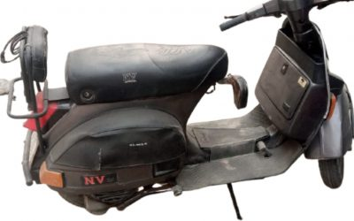 LML NV Scooter - MotorBhai Best Second hand Deal