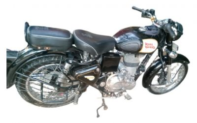 SECOND HAND 2017 ROYAL ENFIELD CLASSIC 350 - MotorBhai