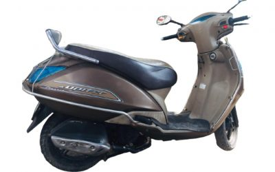 SECOND HAND 2018 TVS JUPITER CLASSIC (BS-IV) DISC - MOTORBHAI