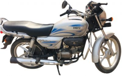 SECOND HAND 2018 SPLENDOR+(I3S-SELF-DRUM-CAST) - MotorBhAI