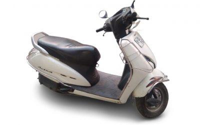 Buy Second Hand 2014 Honda New Activa DLX - MotorBhai