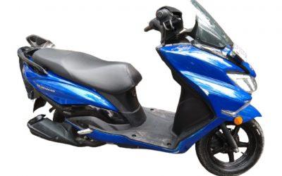 Buy Second Hand 2020 Suzuki Burgman price - MotorBhai