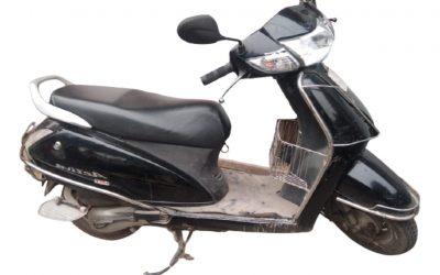 Second hand 2014 Honda New Activa DLX - MotorBhai
