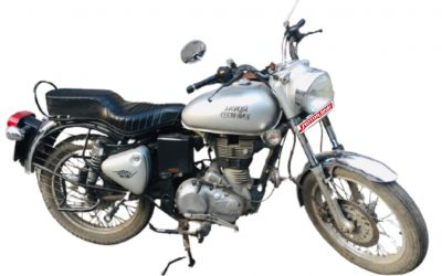 Second Hand 2017 Royal Enfield Bullet 350 ES - MotorBhai