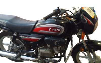 Hero Splendor +(I3s-Self-Drum-Cast) - MotorBhai best price
