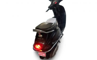 Vespa SXL 150 - MotorBhai Best Second hand Price