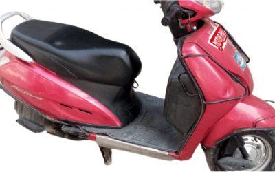 Honda Activa DLX - MotorBhai Best Second hand price