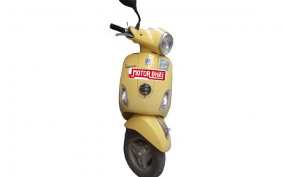 PIAGGIO Vespa - MotorBhai Best second hand bike price