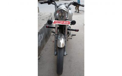 SECOND HAND 2016 ROYAL ENFILED BULLET 350 ES - MotorBhai