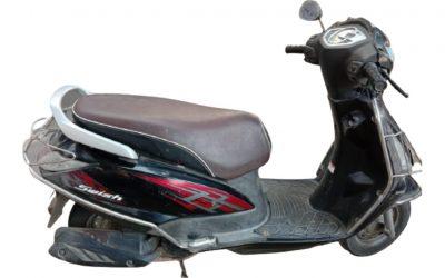 Buy Second Hand 2015 Suzuki SWISH - MotorBhai