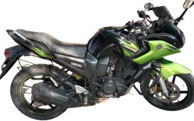 Buy Second Hand 2011 Yamaha Fazer - MotorBhai