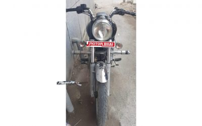 BUY SECOND HAND 2018 ROYAL ENFIELD BULLET 350 - Motorbhai