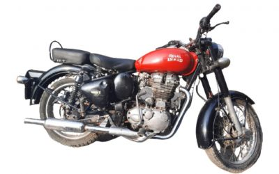 SECOND HAND 2014 ROYAL ENFILED CLASSIC 350 - MotorBhai