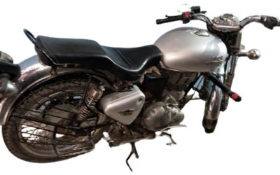 Second hand 2016 Royal Enfield Bullet 350 ES - MotorBhai