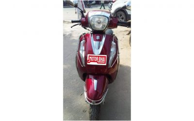 BUY SECOND HAND 2017 SUZUKI ACCESS 125 - MotorBhai
