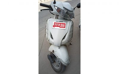 SECOND HAND 2013 NEW ACTIVA DLX - MotorBhai
