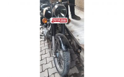 SECOND HAND 2016 ROYAL ENFIELD CLASSIC 350 - MotorBhai