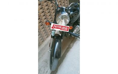 SECOND HAND 2020 ROYAL ENFIELD BULLET X 350 - MotorBhai