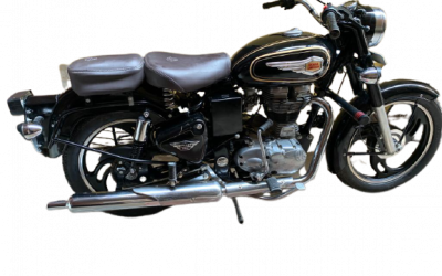 SECOND HAND 2019 ROYAL ENFIELD BULLET 350 - MotorBhai