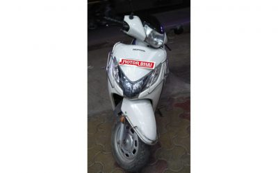 SECOND HAND 2016 HONDA ACTIVA 125 WITH ELECTRIC AUT -MOTORBHAI
