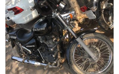 SECOND HAND 2018 ROYAL ENFILED THUNDERBIRD 350 - MotorBHAI