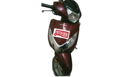 SECOND HAND 2016 ACTIVA 125 WITH ELECTRIC AUT - MotorBHAI