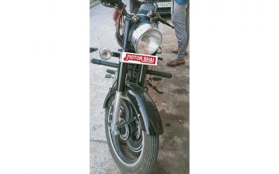 SECOND HAND 2019 ROYAL ENFIELD BULLET 350 ABS - MotorBhai