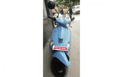 SECOND HAND 2019 PIAGGIO VESPA LX - MotorBhai